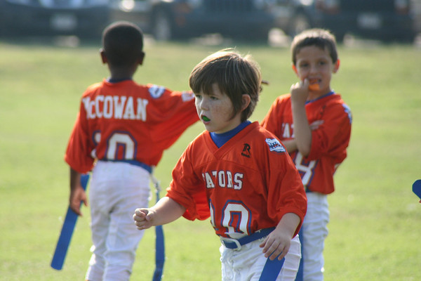 Frisco Football League 2008