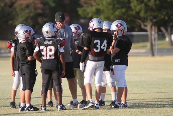 ASA Fall Football and Cheerleading 2011