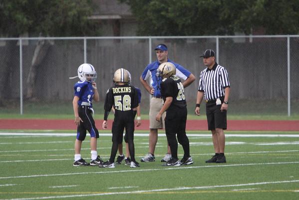 ASA Fall Football and Cheerleading 2012