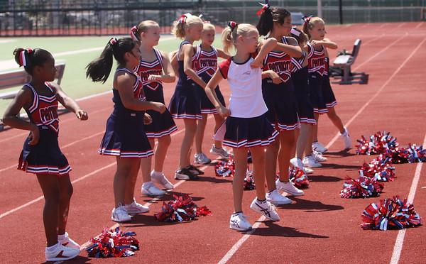 ASA Fall Football and Cheerleading 2009